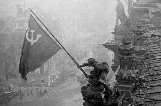 World War II end in Europe