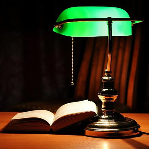 """Вступление в """"Зеленую Лампу"""""""