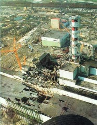Chernobyl Nuclear Accident in Russia