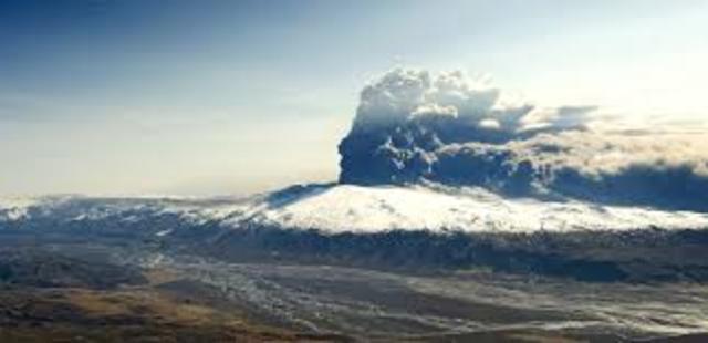 El Volcán de Iceland