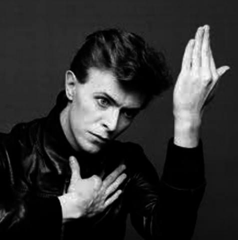David Bowie se murió