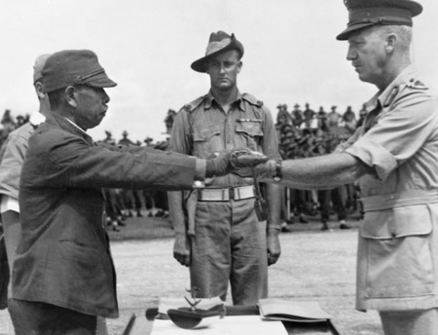 Japanese Agree to Unconditional Surrender