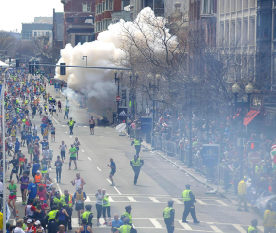 Bombardeo de Boston