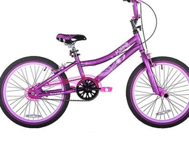 Aprendí a montar una bicicleta