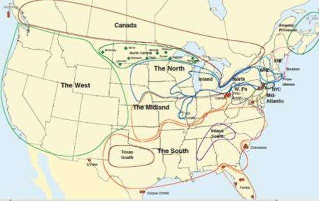 American Dialects