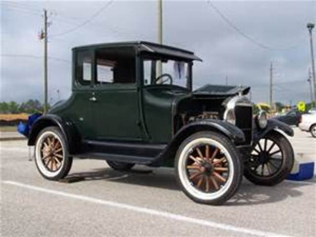 Henry Ford makes the Model T available for everyone