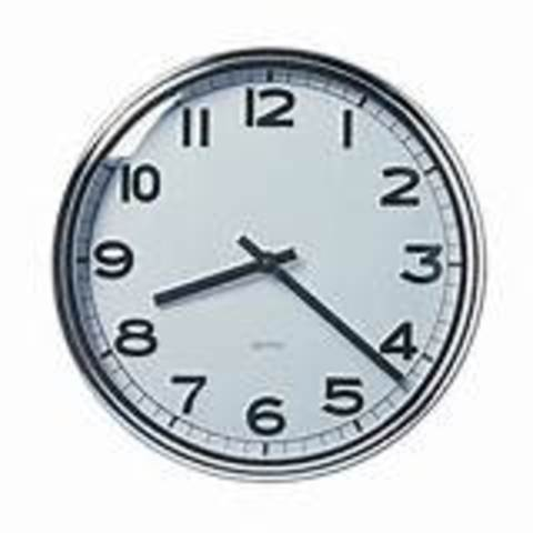 United States switches to Standard time