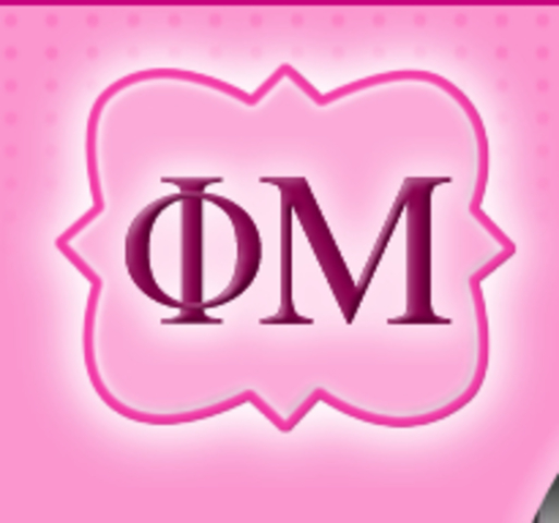 Phi Mu founded at Wesleyan Female College