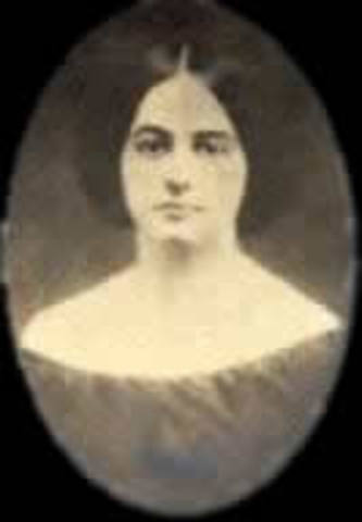 Mary DuPont Lines-Founder Birth
