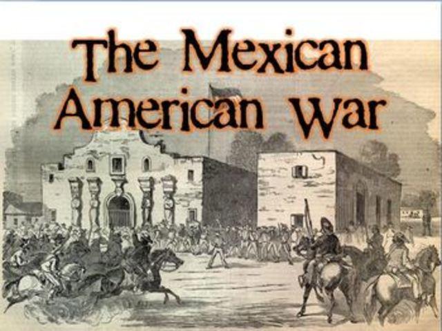 Polk provokes war