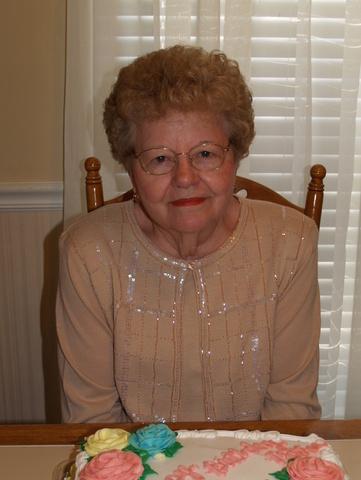 Thelma Ward was Born