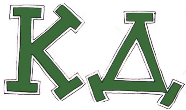 Kappa Delta Initiation