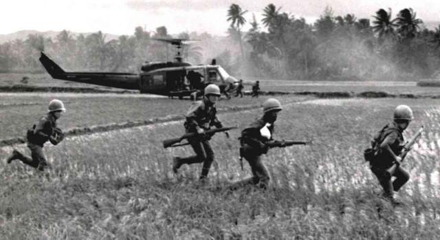 LA GUERRA DEL VIETNAM (1954-1975)