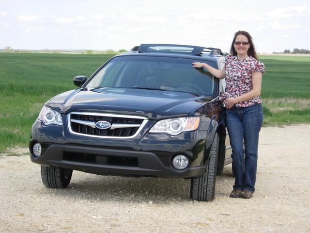 Took Our New Subaru on a Road Trip to Nebraska