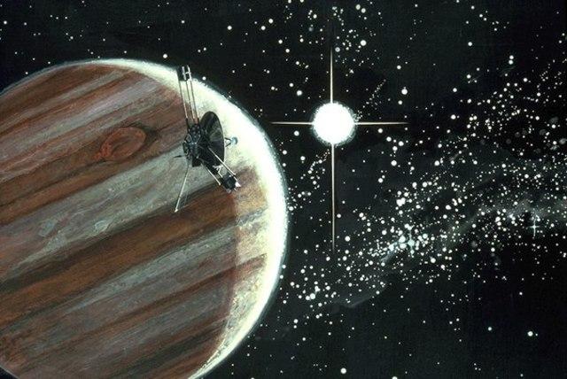 Первый объект вне Солнечной системы