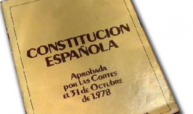 LA CONSTITUCIÓ EPANYOLA