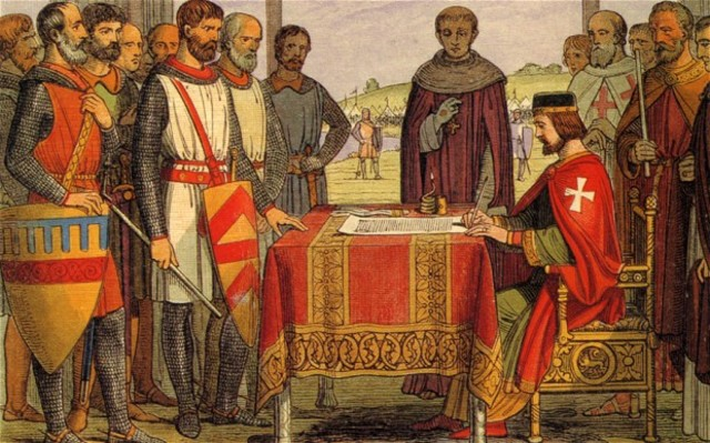 Magna Carta Signing