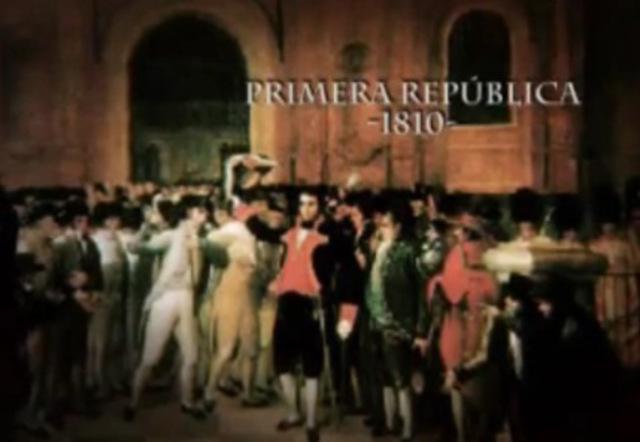 I república de Venezuela