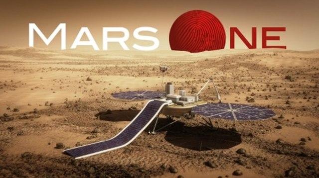 """Проект колонизации Марса """"Mars One"""""""