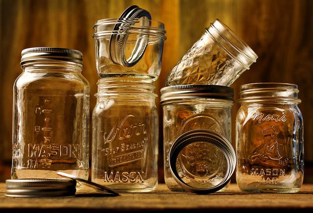Mason Jars Were Invented
