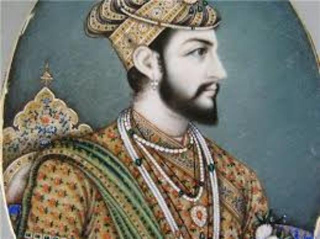 Harsha rules as Emperor in northern India