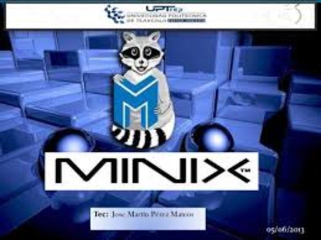 Andy Tannenbaum crea Minix, el sistema operativo didáctico