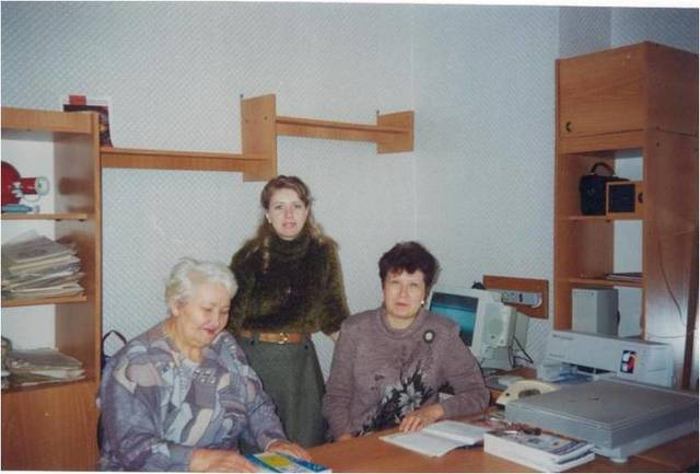 Ольга Ивановна возглавила методическую службу города