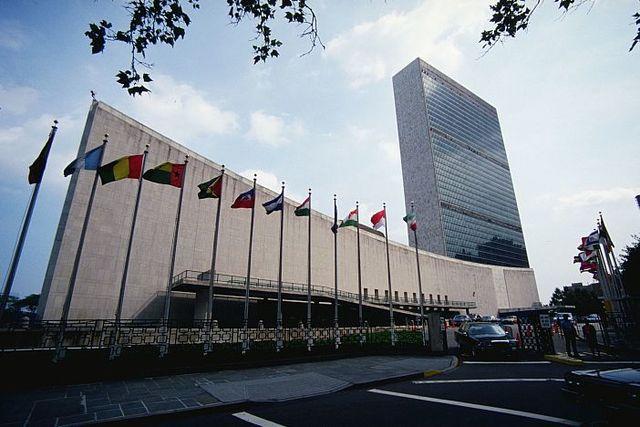FUNDACIÓ DE LA ORGANITZACIÓ DE LES NACIONS UNIDES (ONU)