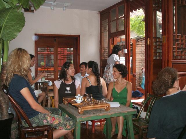 1st Tea Workshop