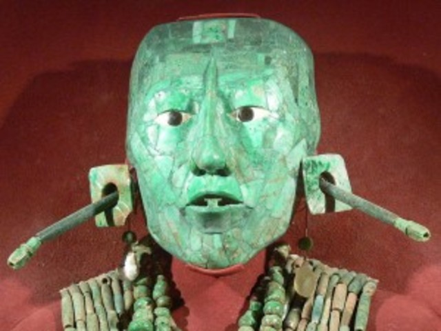 Pakal The Great rules Maya