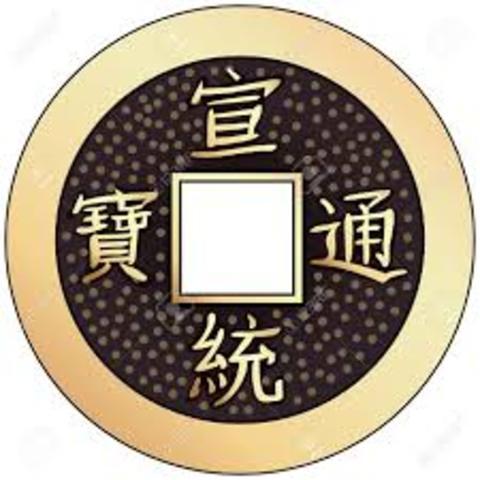 Tang dynasty starts