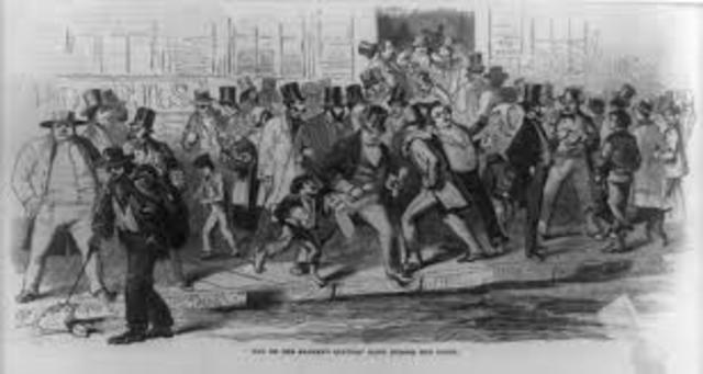 The Panic Of 1857