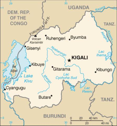 Rwandan Civil War