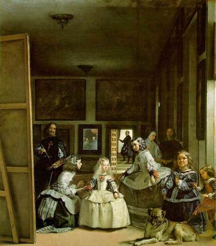 HISTOIRE DES ARTS :Les Menines