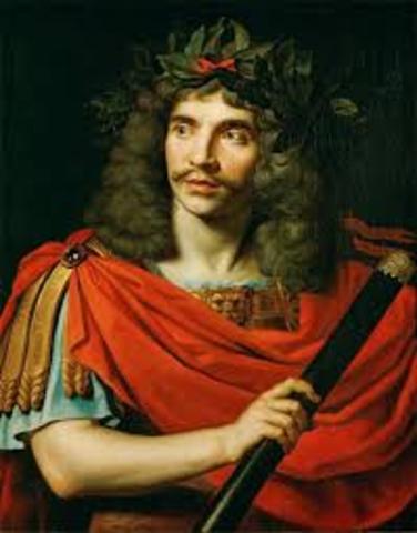 HISTOIRE LITTERAIRE: Molière