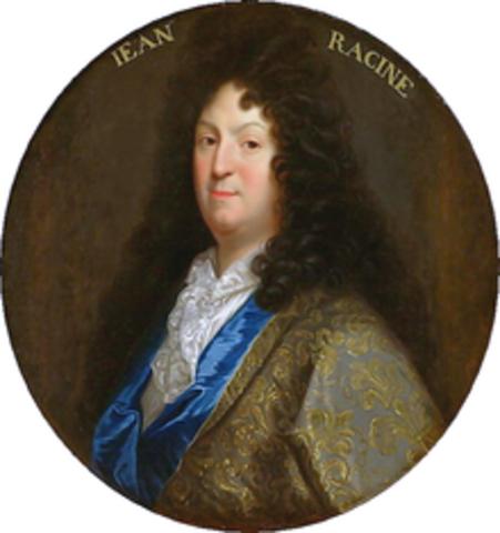 HISTOIRE LITERRAIRE: Jean Racine