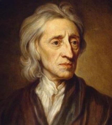 John Locke  (1632 1704)