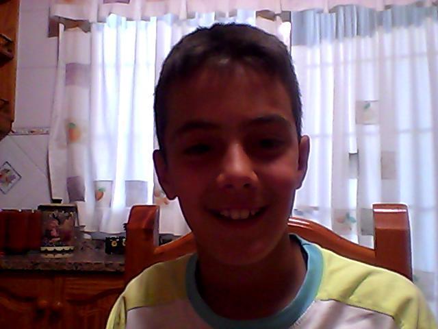 I was born in Almeria