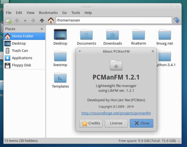 version de linux 1.2