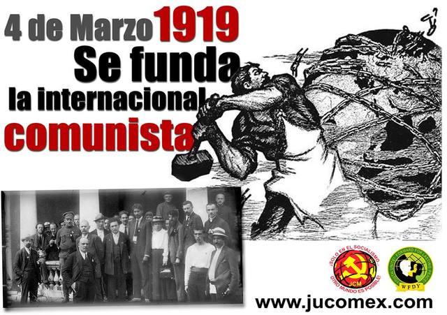 Fundación de la Internacional Comunista
