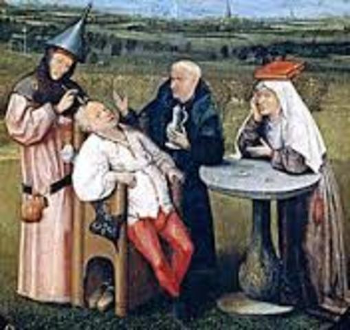 Siglo XIII eperimentos de medicina