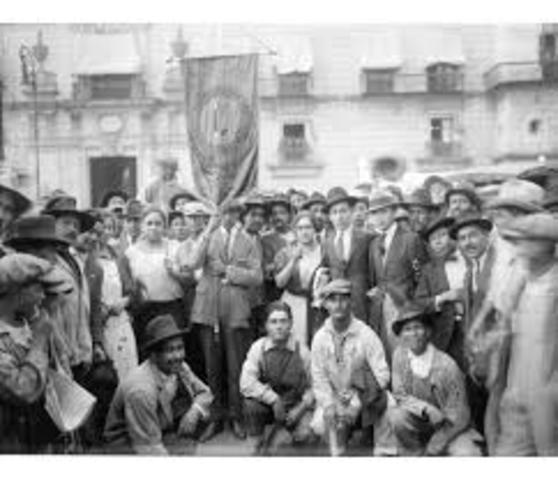 La Confederación Tipográfica de México.