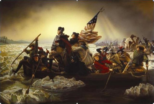 Start of the American revolution