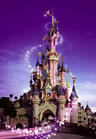 I went to Disneyland resort Paris