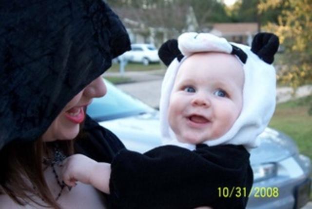 Elijah's First Halloween