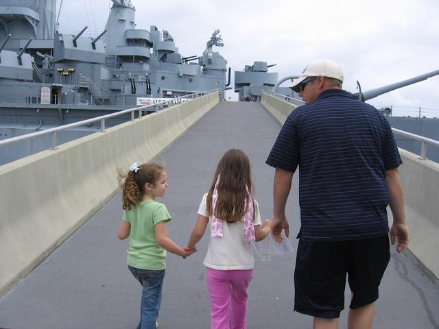 Day 7 Exploring the Battleship