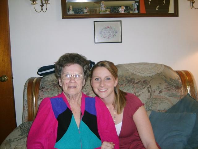 my great grandma's birthday