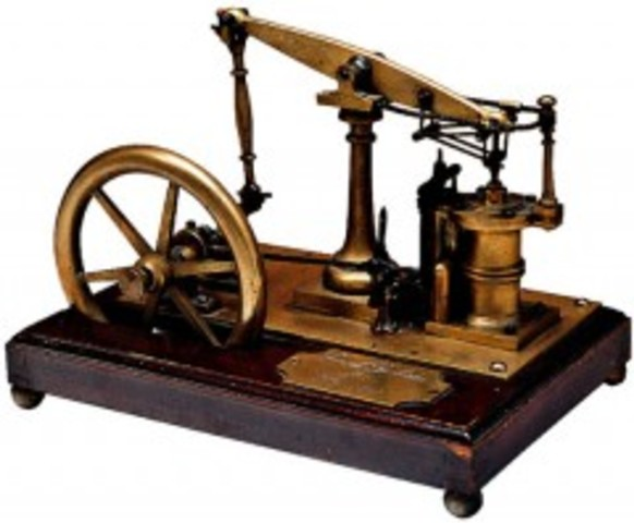 Spinning machine.