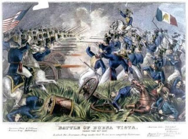 Guerra México-EUA. (1846-1848)