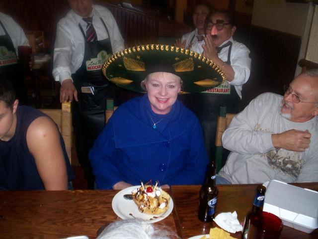Aunt Regina's Birthday